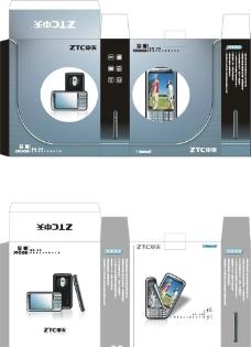 手机包装封套图片