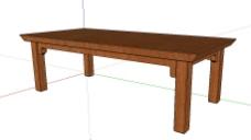 精致中式家具餐桌圖片