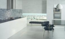 厨房样板间瓷砖铺贴效果图图片