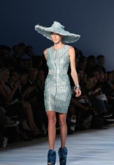 天桥骄子 Project Runway 美国时装设计师真人秀 模特走秀图片