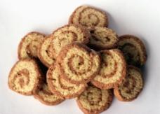 饼干甜点图片