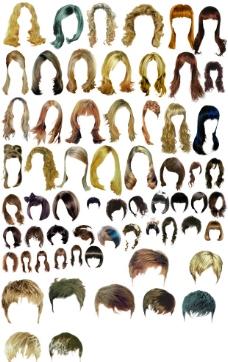 女士发型图片