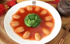 烩乌鱼蛋汤图片