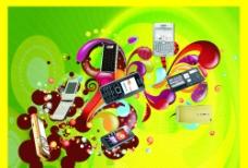 诺基亚手机海报图片