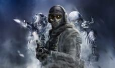 3D战士图片
