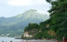 蒙贝利火山图片
