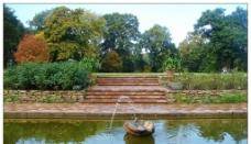 夏日皇宫花园 Summer Palace Gardens图片