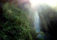腾冲叠水河瀑布图片