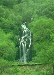 仙女瀑布图片