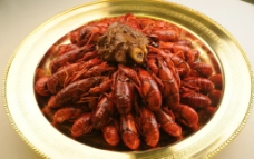 酱骨龙虾图片