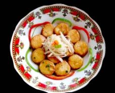 红烧日本豆腐图片