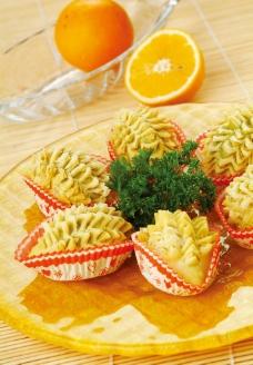 泰国榴莲酥图片
