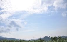台湾天空图片