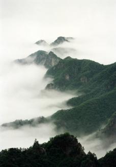尧山风景图片