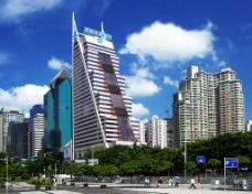 深圳发展银行总部图片