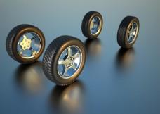 輪胎廣告設計