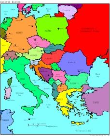 世界地图0193