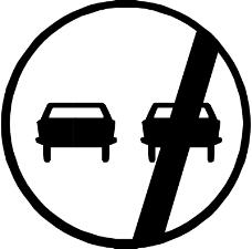 交通标识0852