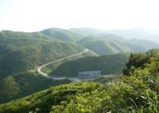 大围山风景图片