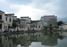 宏村一景图片