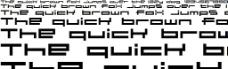种条形码字体