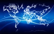 地球板块背景图片