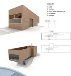 室外模型图片