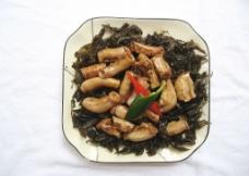 茶皇竹肠图片
