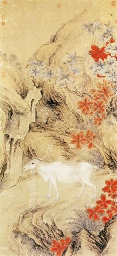 山水花鸟0116