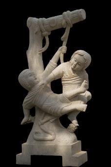 欧洲雕塑0023