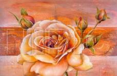 花卉油画 ( 50厘米 X 70厘米 )