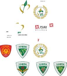 童军logo