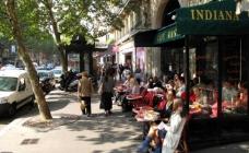 巴黎 街景图片