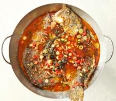 干锅臭鳜鱼图片