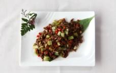 芥菜牛柳图片