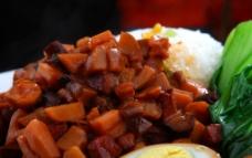 台式卤肉图片