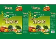 蔬菜汤礼盒图片