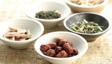 健康大红枣养生食材图片