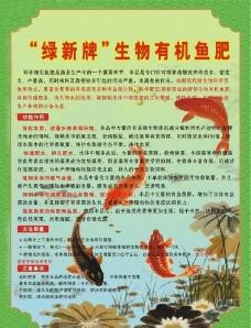 鱼肥彩页图片