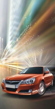 高速汽车图片