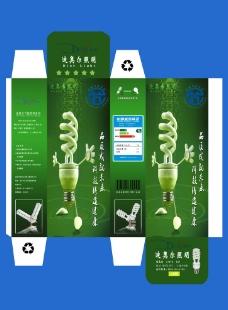 节能灯包装盒图片
