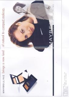 美容化妝品廣告創意0054