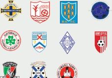 全球2487个足球俱乐部球队标志(北爱尔兰)图片