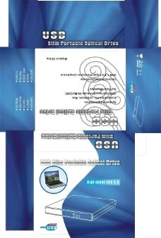USB盒子图片