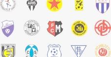 全球2487个足球俱乐部球队标志(卢森堡)图片