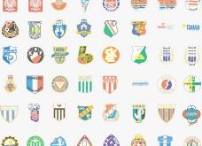 全球2487个足球俱乐部球队标志(波兰)图片