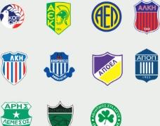 全球2487个足球俱乐部球队标志(塞浦路斯)图片