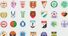 全球2487个足球俱乐部球队标志(匈牙利)图片