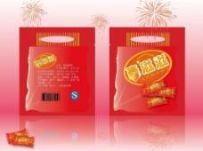 喜滋滋糖果包装图片