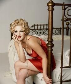 Drew Barrymore 德鲁 巴里摩尔图片